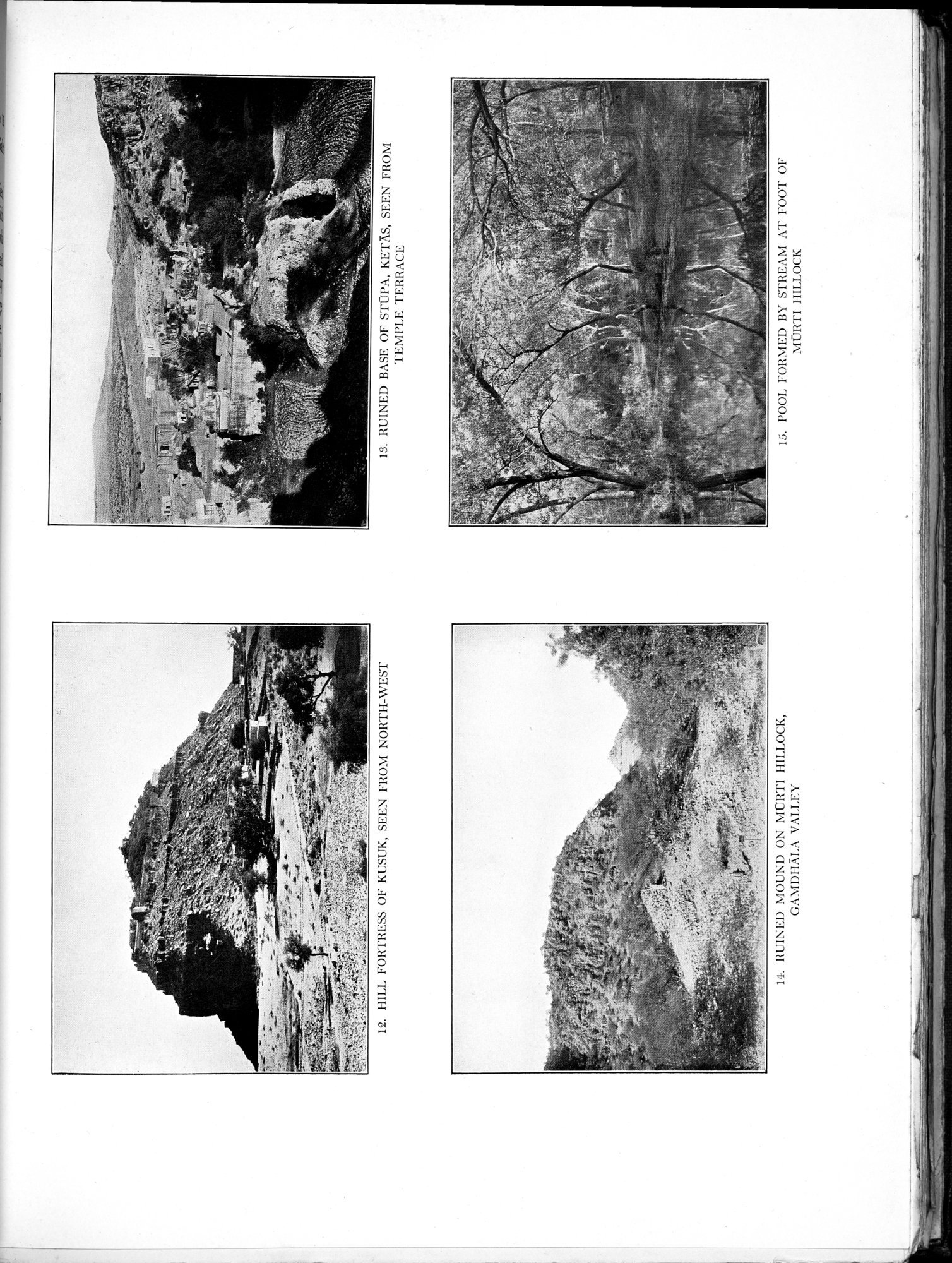 Archaeological Reconnaissances in North-Western India and South-Eastern Īrān : vol.1 / 83 ページ(白黒高解像度画像)
