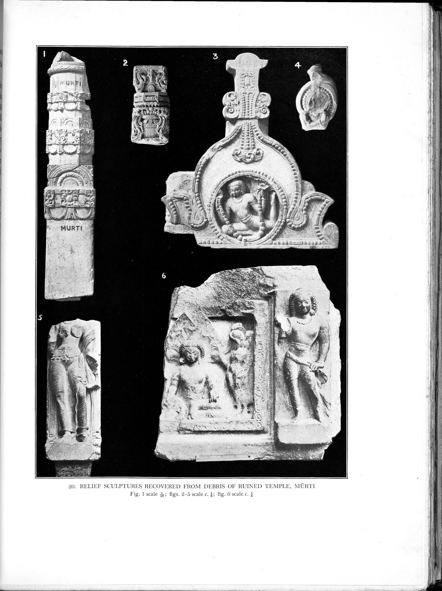 Archaeological Reconnaissances in North-Western India and South-Eastern Īrān : vol.1 / Page 95 (Grayscale High Resolution Image)