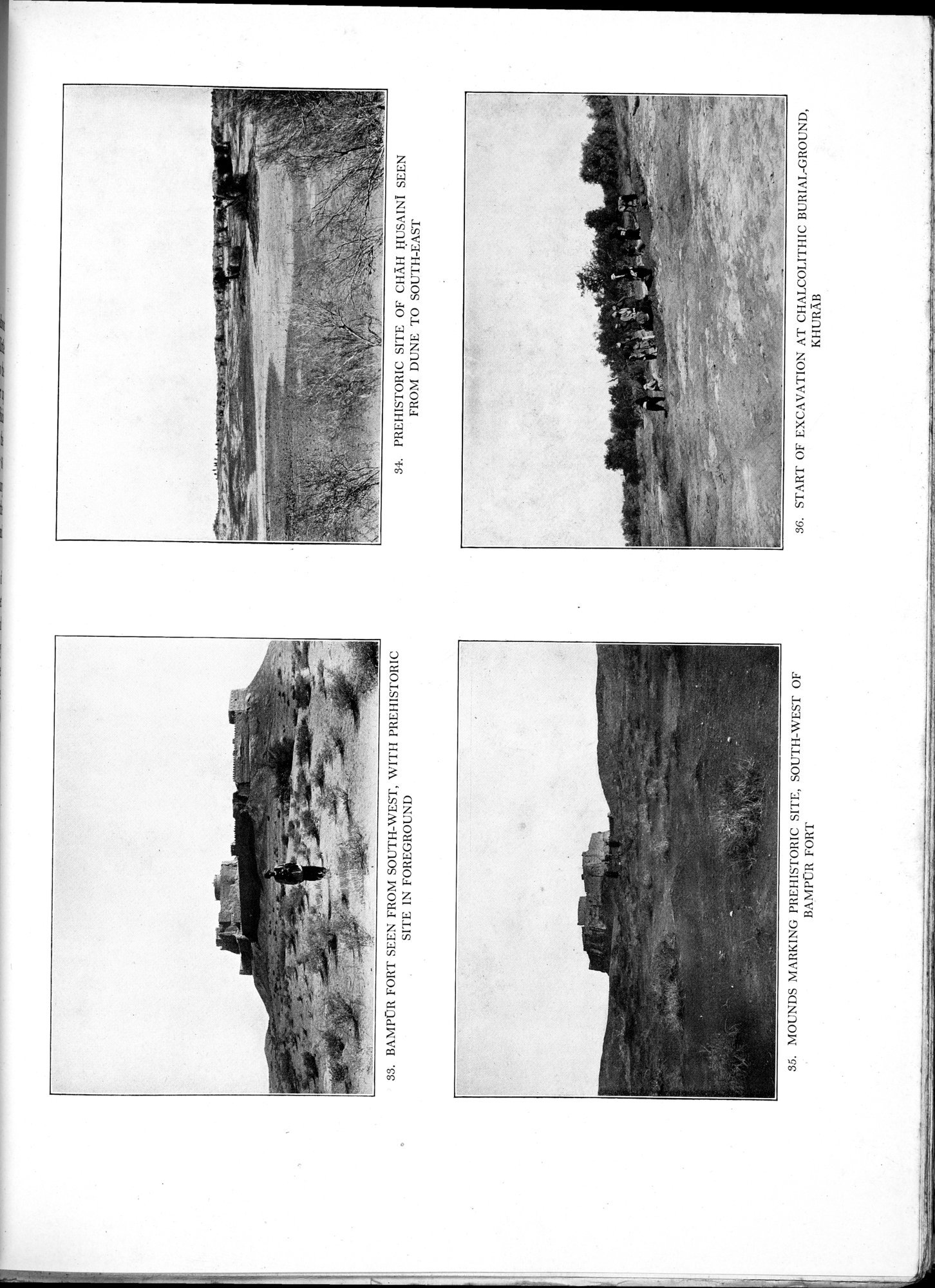 Archaeological Reconnaissances in North-Western India and South-Eastern Īrān : vol.1 / Page 155 (Grayscale High Resolution Image)