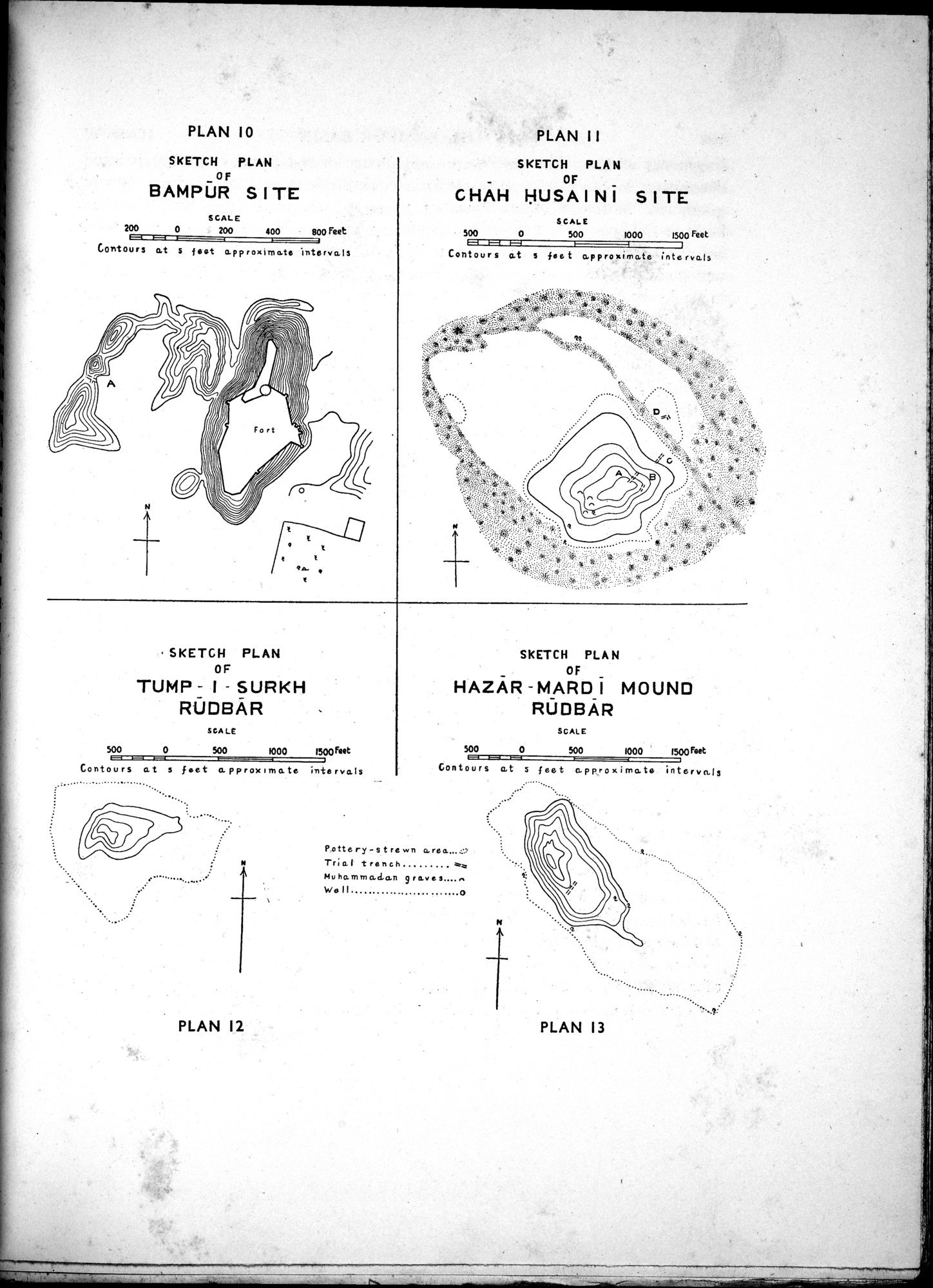 Archaeological Reconnaissances in North-Western India and South-Eastern Īrān : vol.1 / Page 159 (Grayscale High Resolution Image)