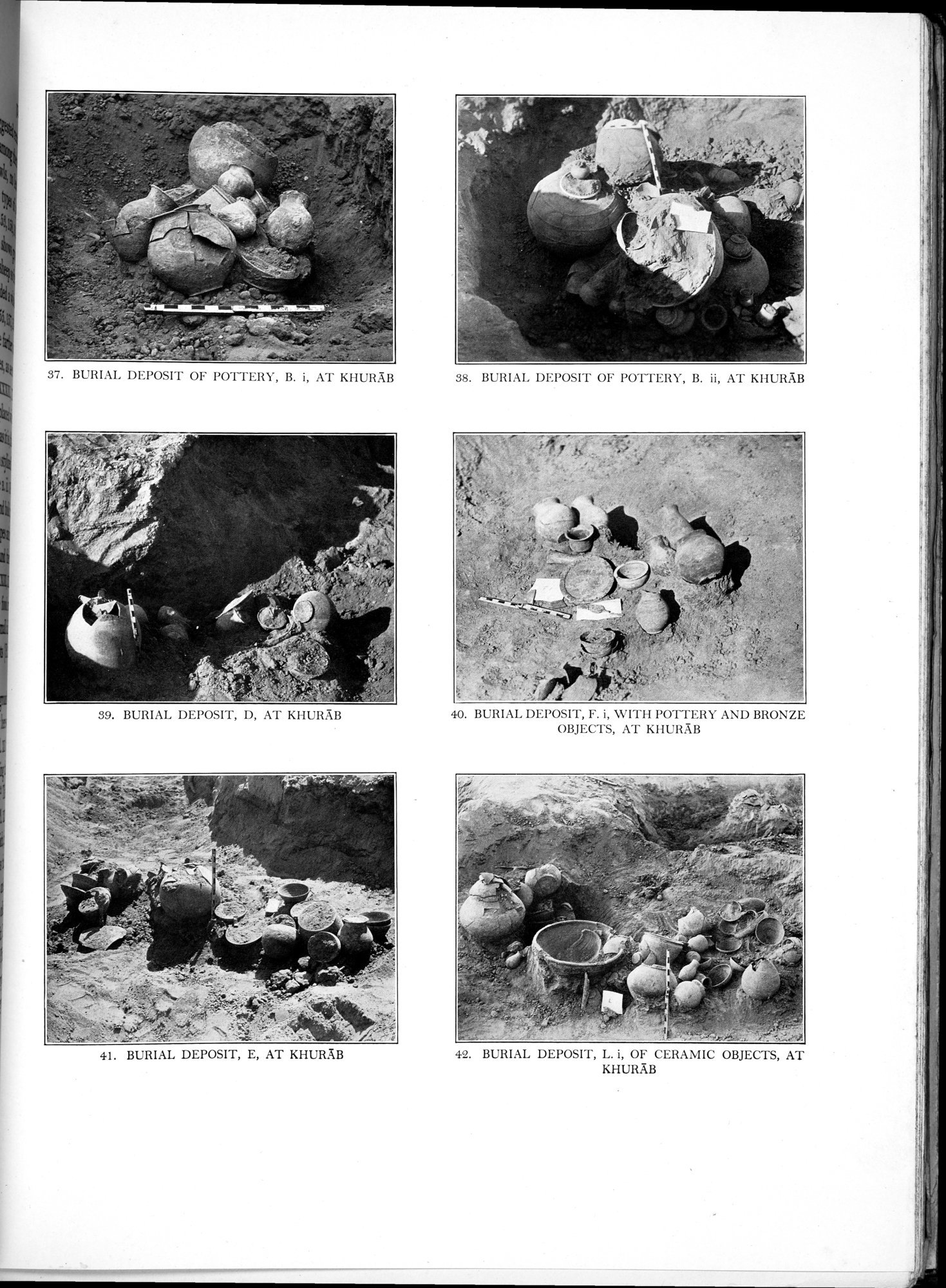 Archaeological Reconnaissances in North-Western India and South-Eastern Īrān : vol.1 / Page 173 (Grayscale High Resolution Image)