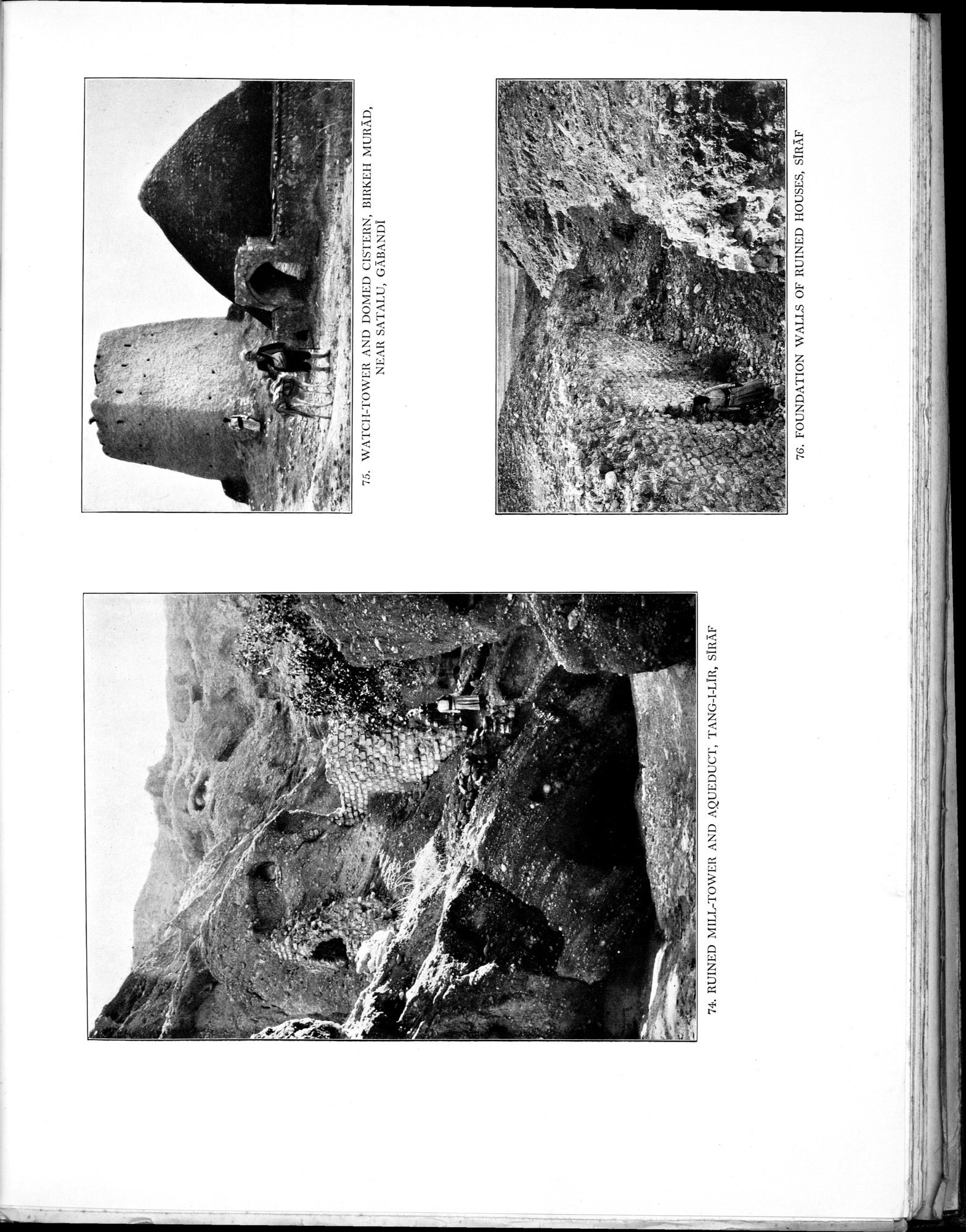 Archaeological Reconnaissances in North-Western India and South-Eastern Īrān : vol.1 / Page 289 (Grayscale High Resolution Image)