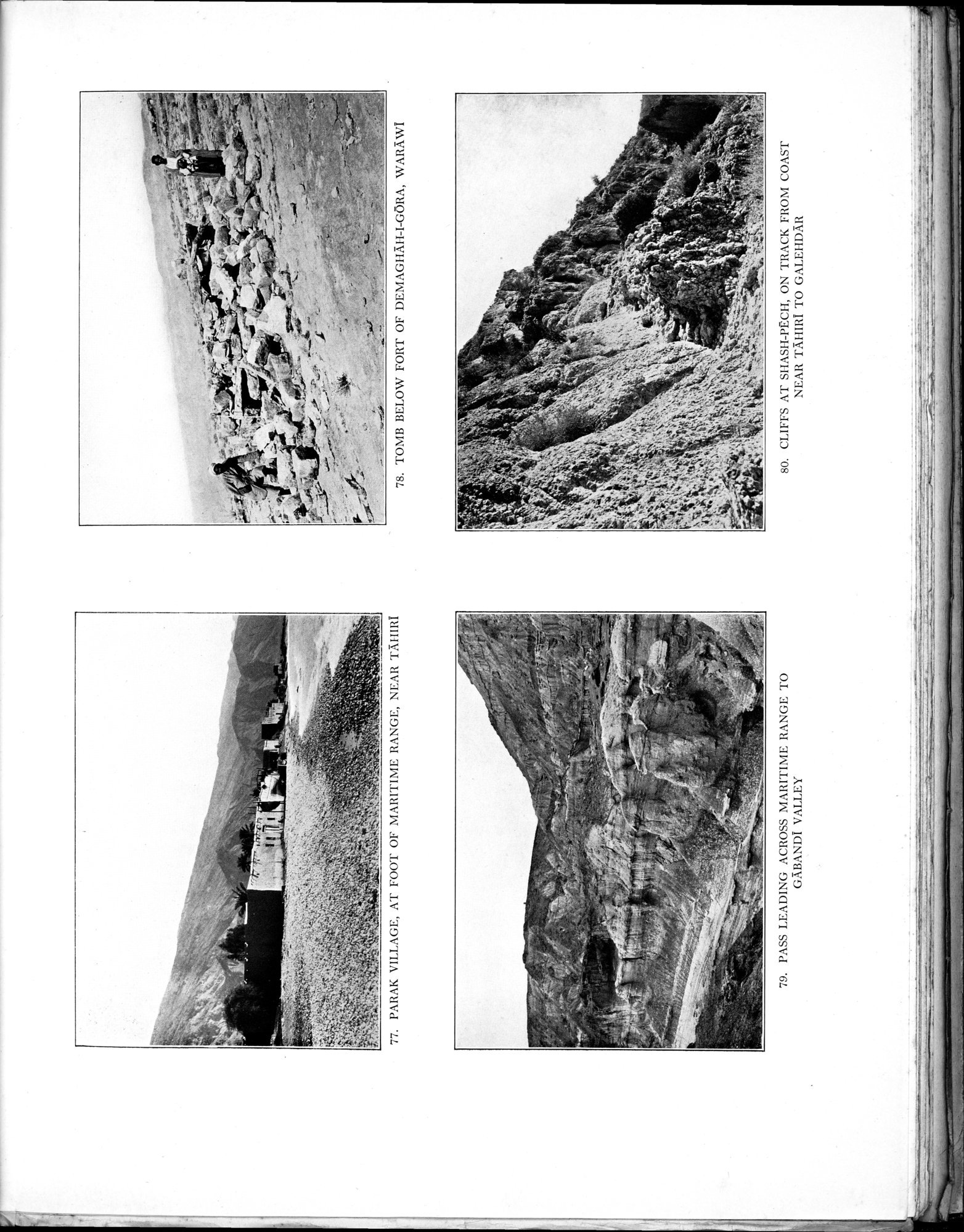Archaeological Reconnaissances in North-Western India and South-Eastern Īrān : vol.1 / Page 295 (Grayscale High Resolution Image)