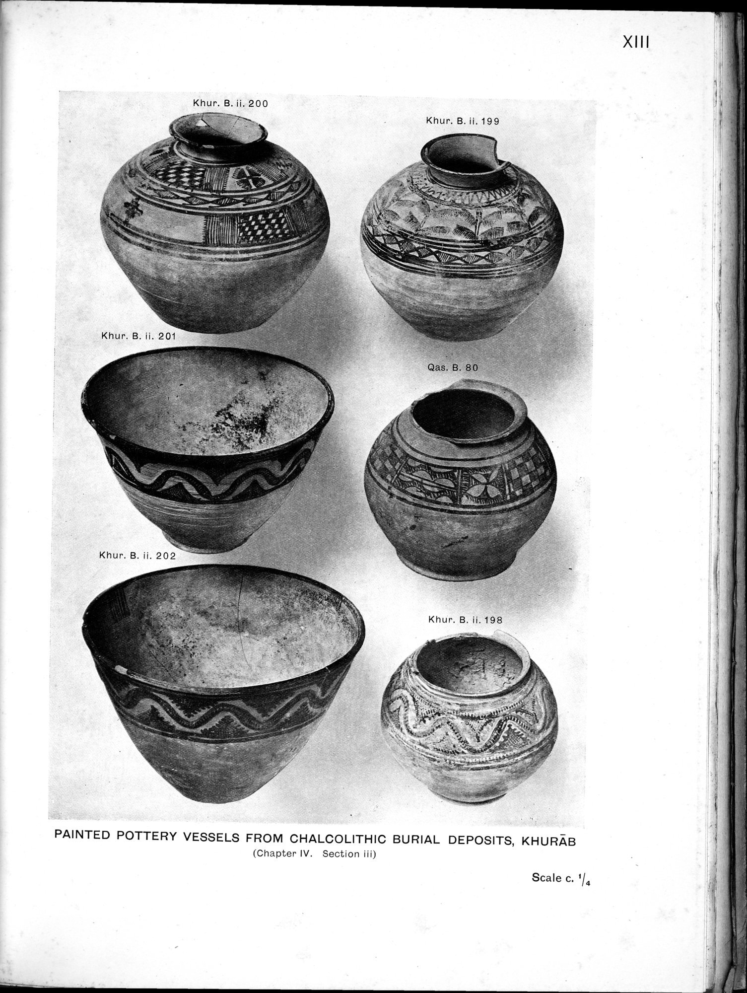 Archaeological Reconnaissances in North-Western India and South-Eastern Īrān : vol.1 / Page 377 (Grayscale High Resolution Image)