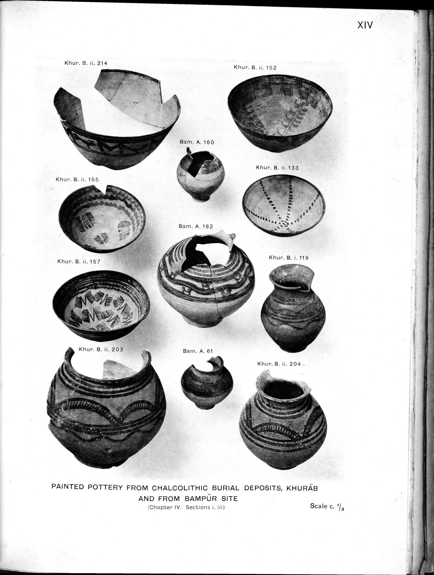 Archaeological Reconnaissances in North-Western India and South-Eastern Īrān : vol.1 / Page 379 (Grayscale High Resolution Image)