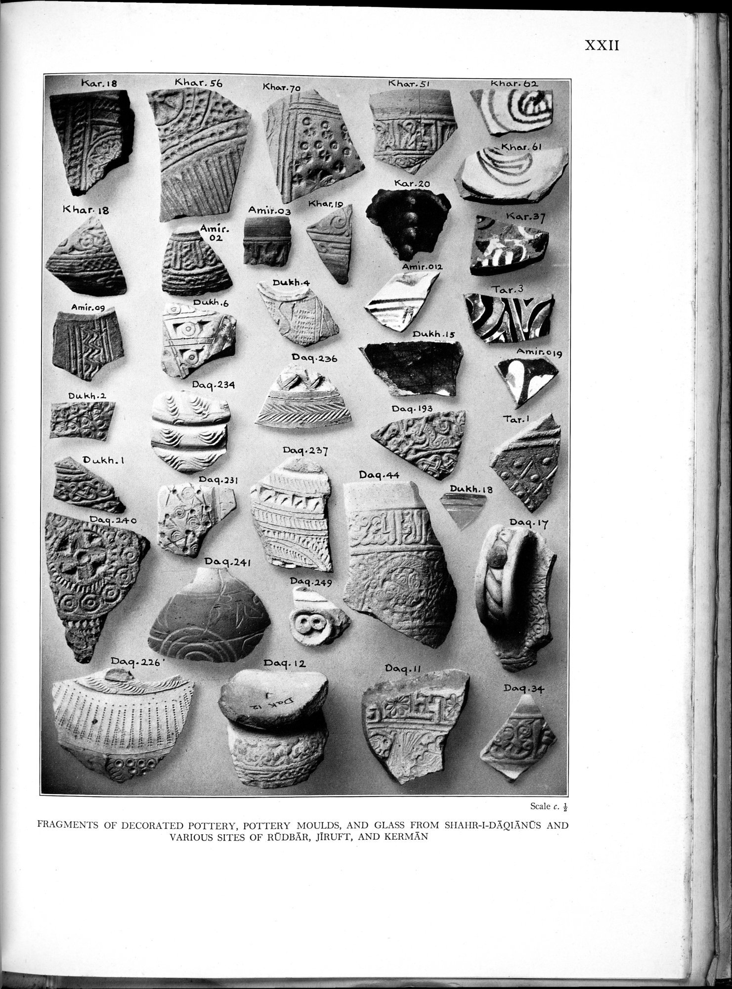 Archaeological Reconnaissances in North-Western India and South-Eastern Īrān : vol.1 / Page 395 (Grayscale High Resolution Image)