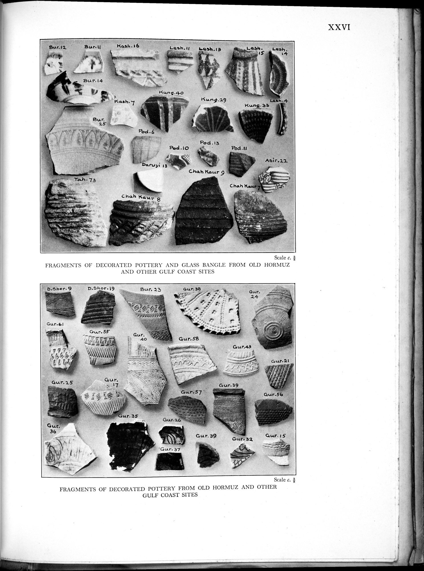 Archaeological Reconnaissances in North-Western India and South-Eastern Īrān : vol.1 / Page 403 (Grayscale High Resolution Image)